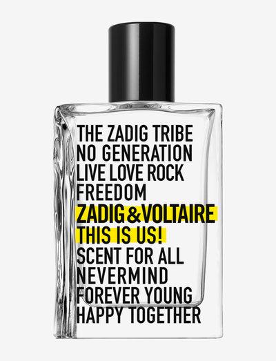 THIS IS US EAU DETOILETTE - parfume - no color