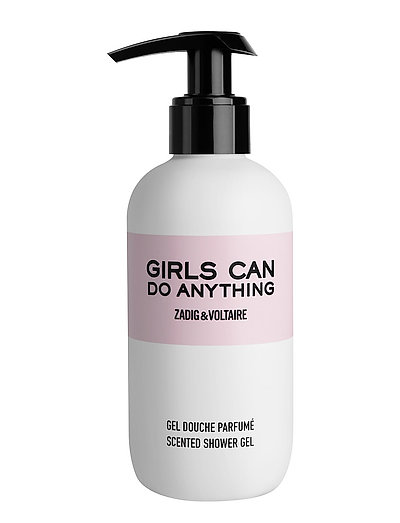 GIRLS CAN DO ANYTHING SHOWER GEL - NO COLOR