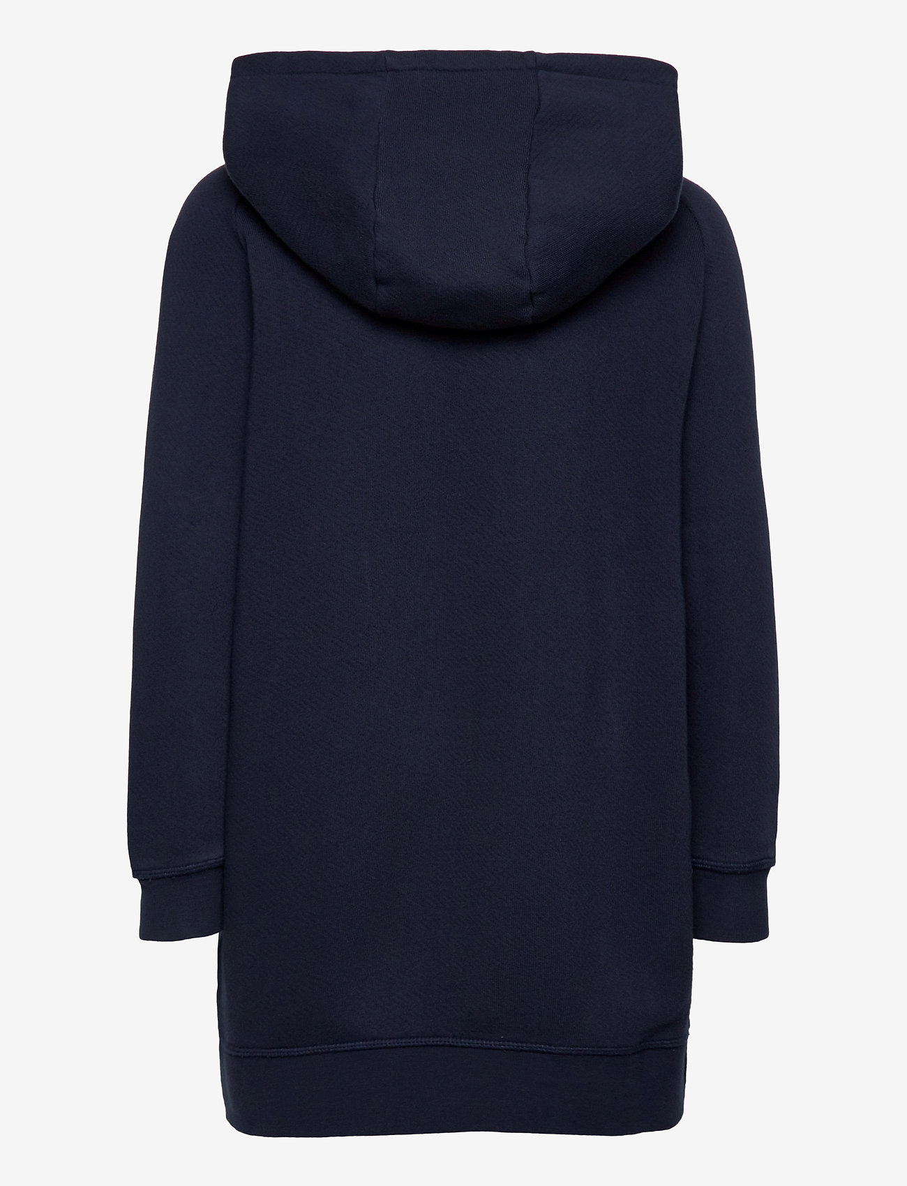 Zadig & Voltaire Kids - HOODED DRESS - robes - navy - 1