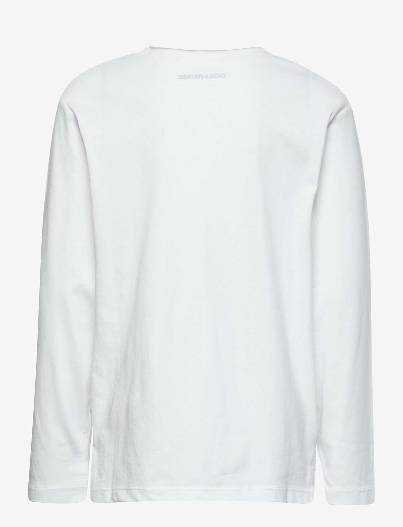 Long Sleeve T-shirt (White) (35.25 €) - Zadig & Voltaire Kids VOPa7