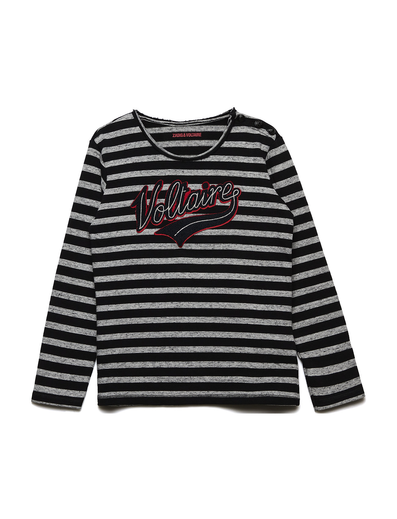 Zadig & Voltaire Kids LONG SLEEVE T-SHIRT