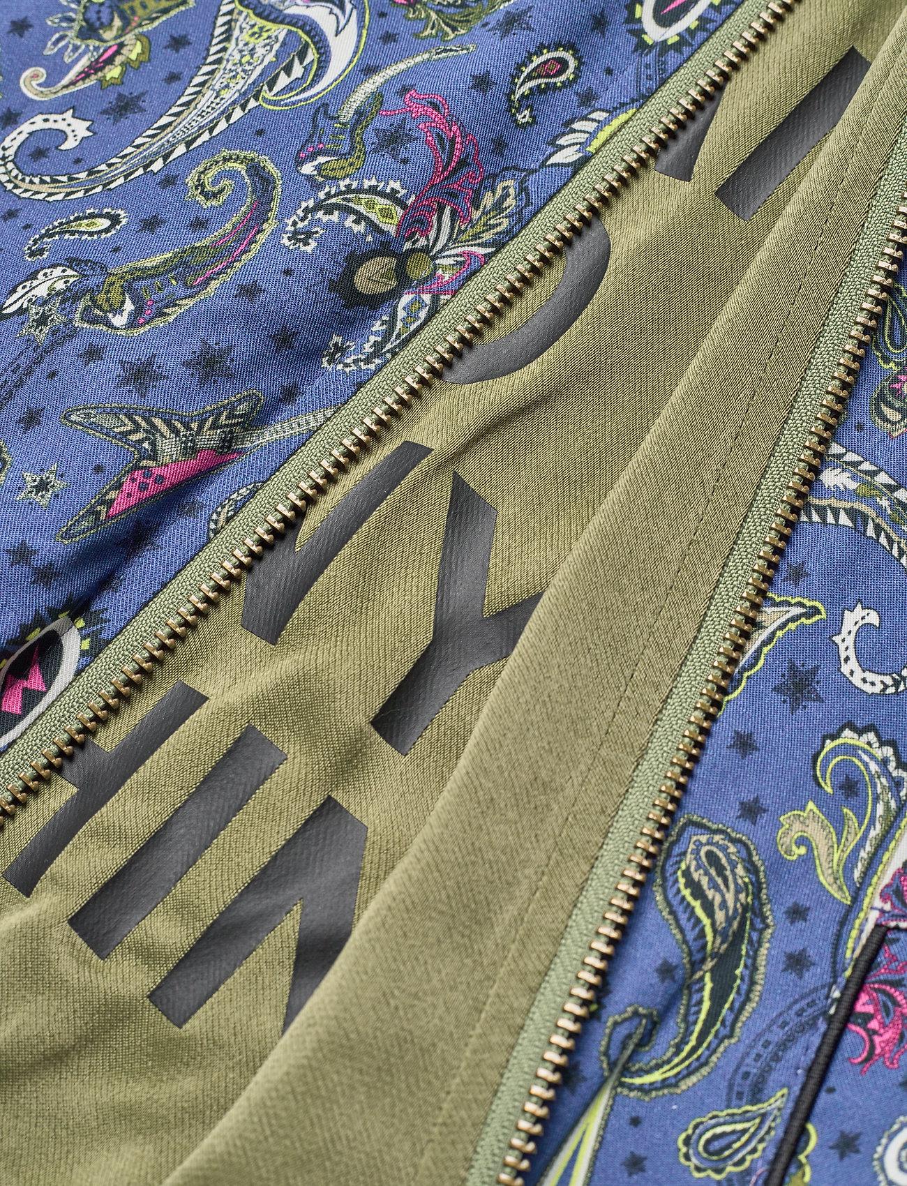 Zadig & Voltaire Kids Reversible Jacket - Jackor Blue