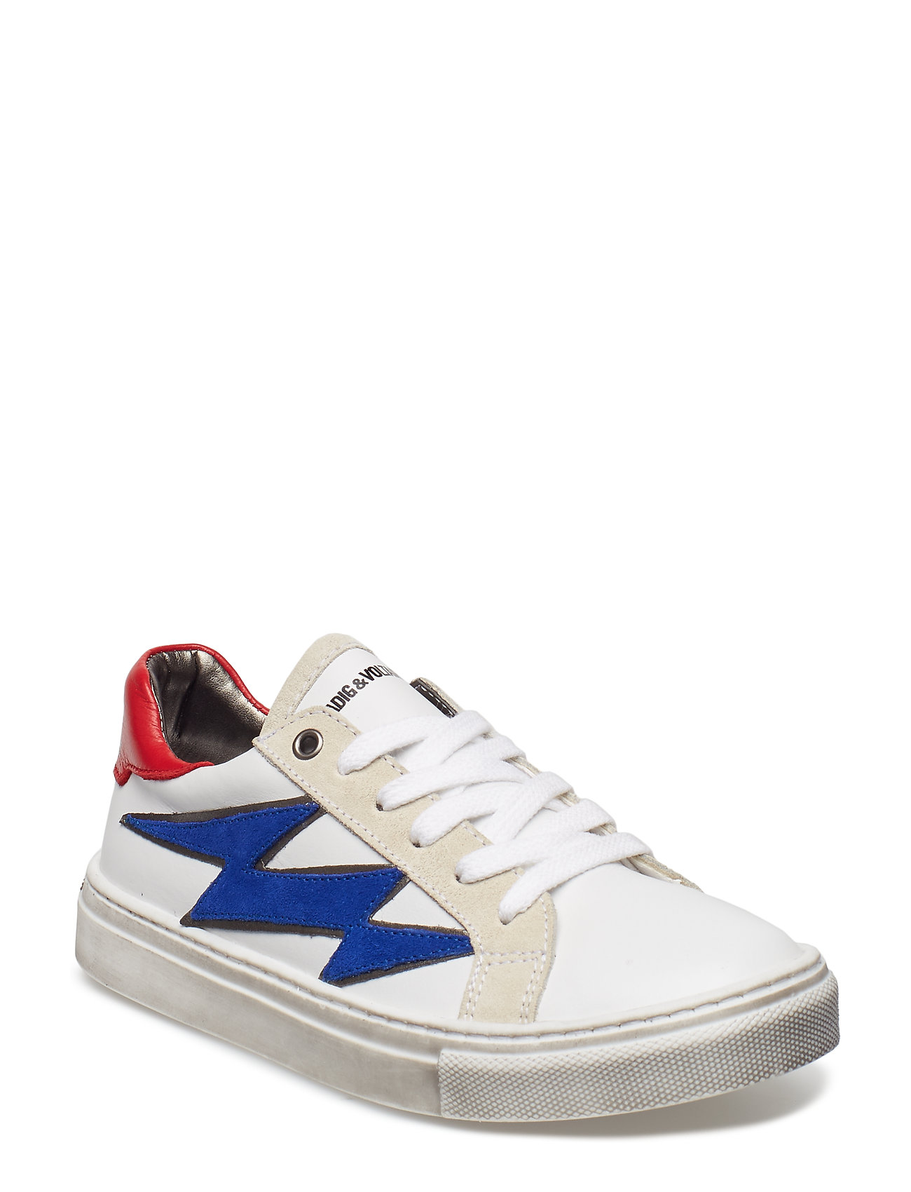 Zadig & Voltaire Kids TRAINERS - WHITE