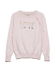 PULLOVER - PINK  PALE