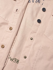Zadig & Voltaire Kids - LONG SLEEVED OVERSHIRT - shirts - washed pink - 5