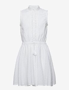 DRESS - WHITE