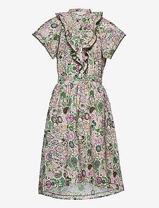 DRESS - jurken - unique