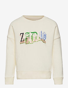 SWEATSHIRT - sweatshirts - ivory