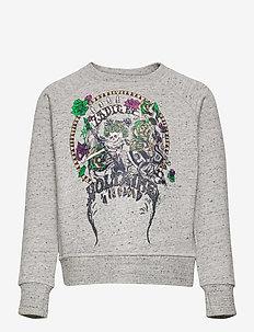 SWEATSHIRT - sweatshirts - chine grey
