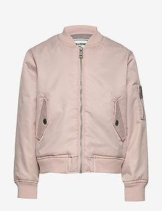 JACKET+KEYRING - bomberjakker - pink  pale