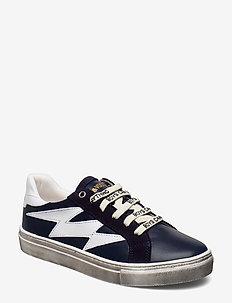 SNEAKERS - sneakers - navy