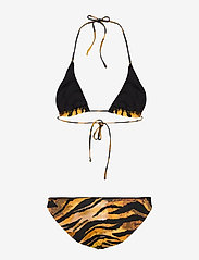 Zadig & Voltaire - TOFINO BIKINI - bikini sæt - multicolor stampa tigre - 1