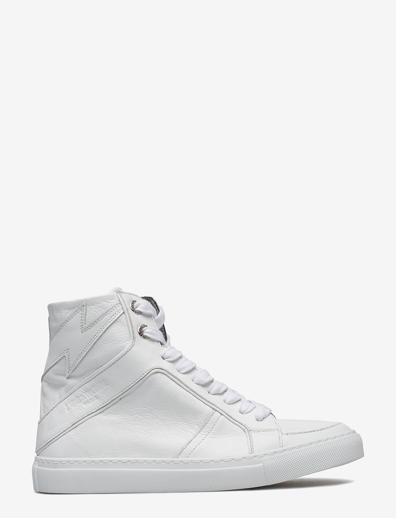 Zadig & Voltaire - ZV1747 HIGH FLASH SHOES - høje sneakers - white - 1