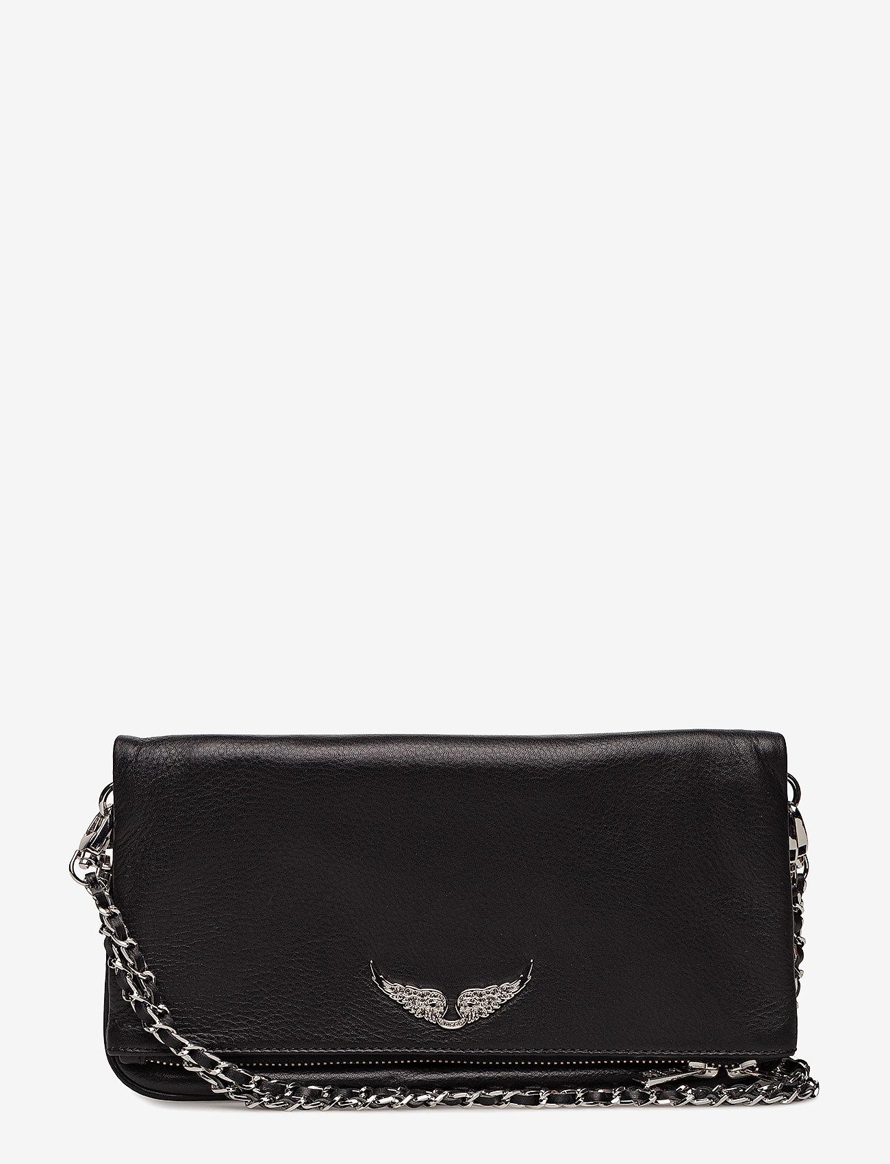 Zadig & Voltaire - ROCK - crossbody bags - black - 0