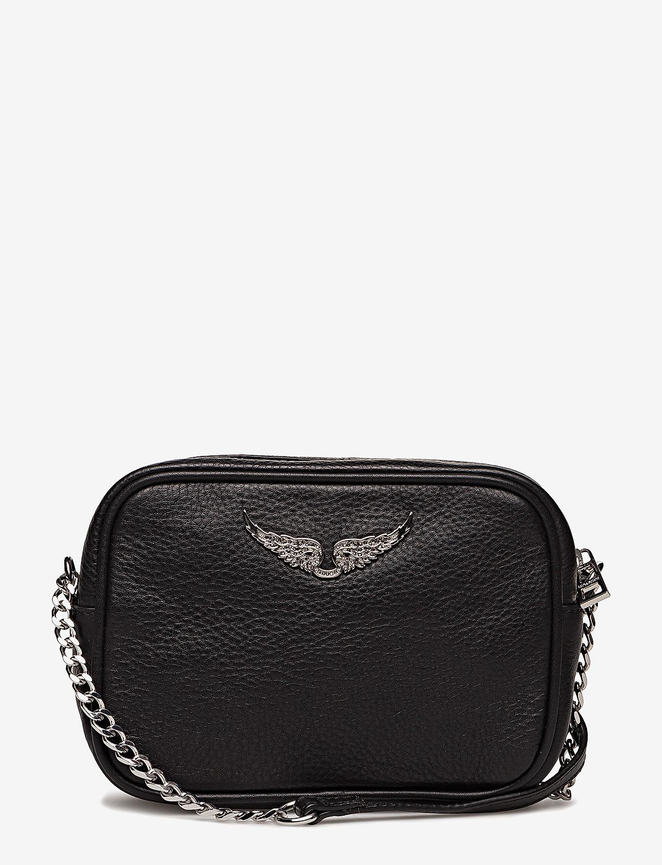 Zadig & Voltaire - XS BOXY BAG - crossbody bags - black - 0