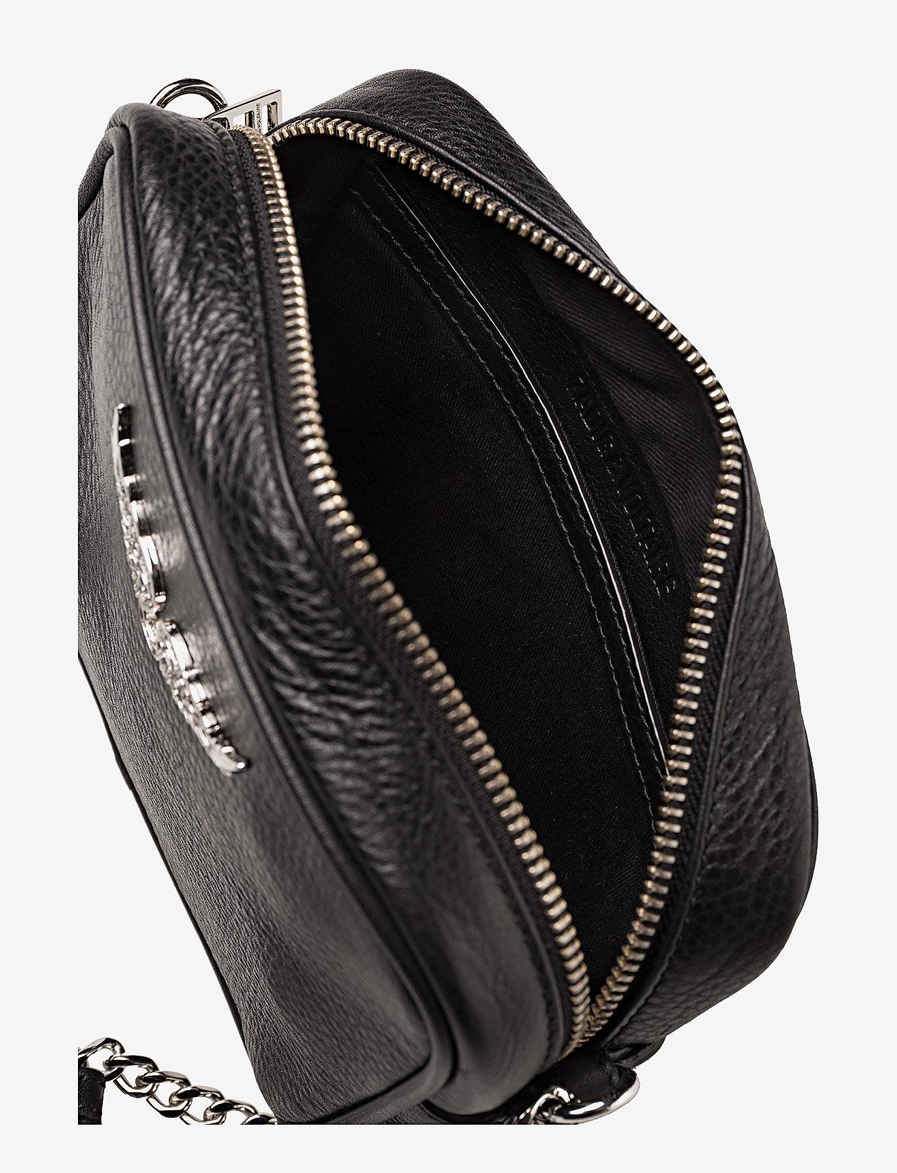 Zadig & Voltaire - XS BOXY BAG - crossbody bags - black - 3