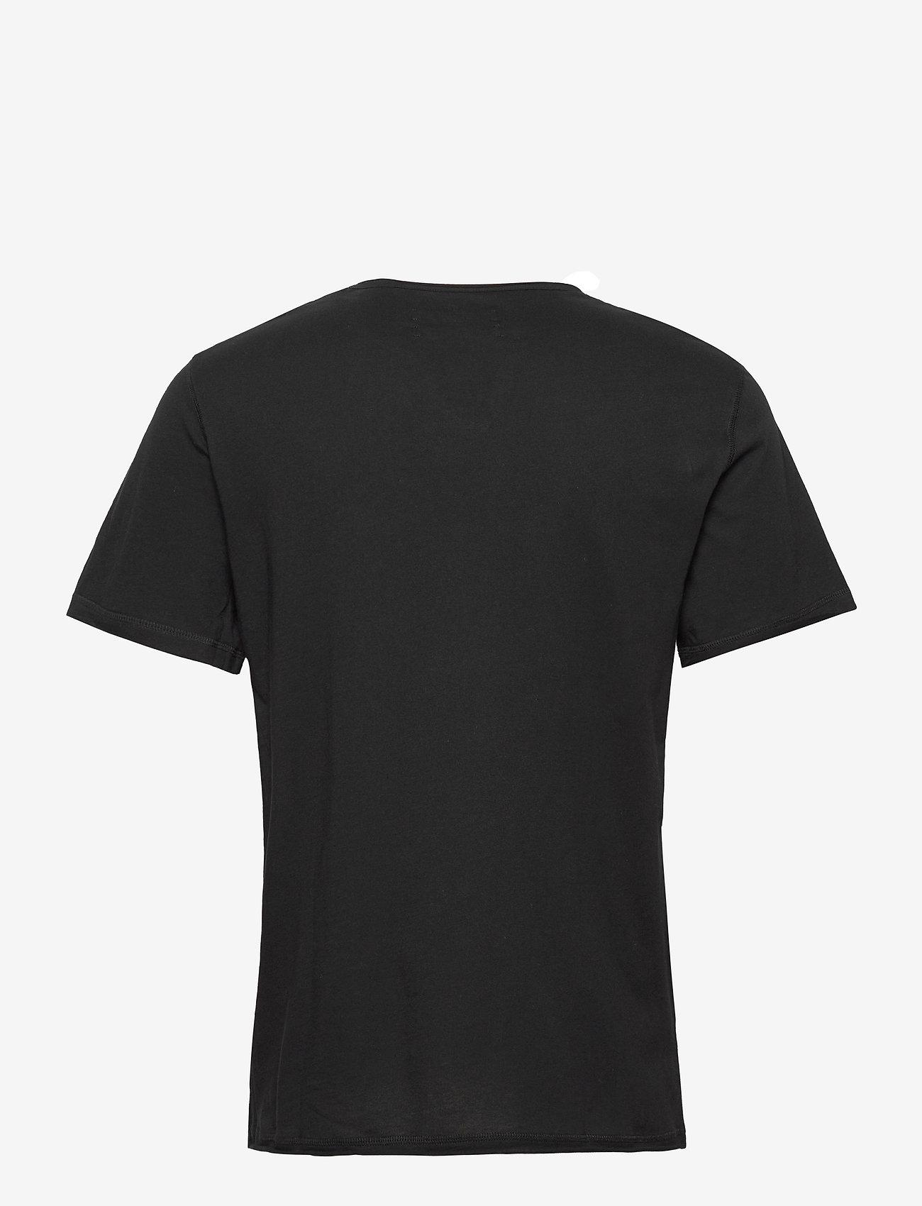 Zadig & Voltaire - MONASTIR MC ECO TUNISIEN MC ECOFRIENDLY - basic t-shirts - black - 1