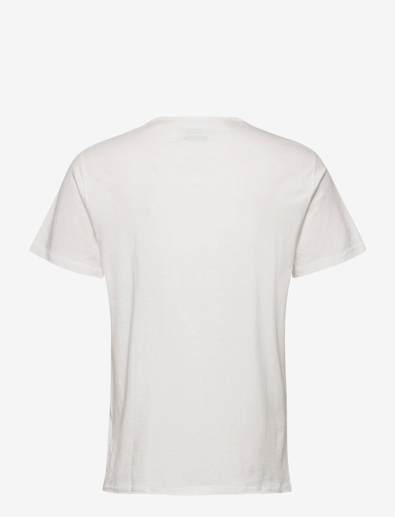Zadig & Voltaire - MONASTIR MC ECO TUNISIEN MC ECOFRIENDLY - basic t-shirts - cream - 1