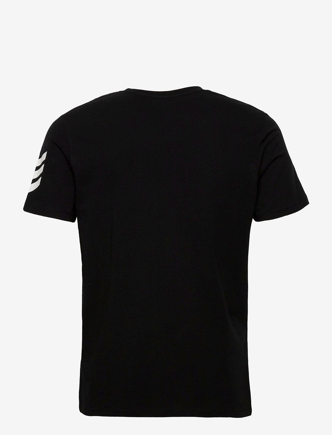 Zadig & Voltaire - TOMMY HC ARROW TEE-SHIRT PRINT ARROW SLEEVE - basic t-shirts - black - 1