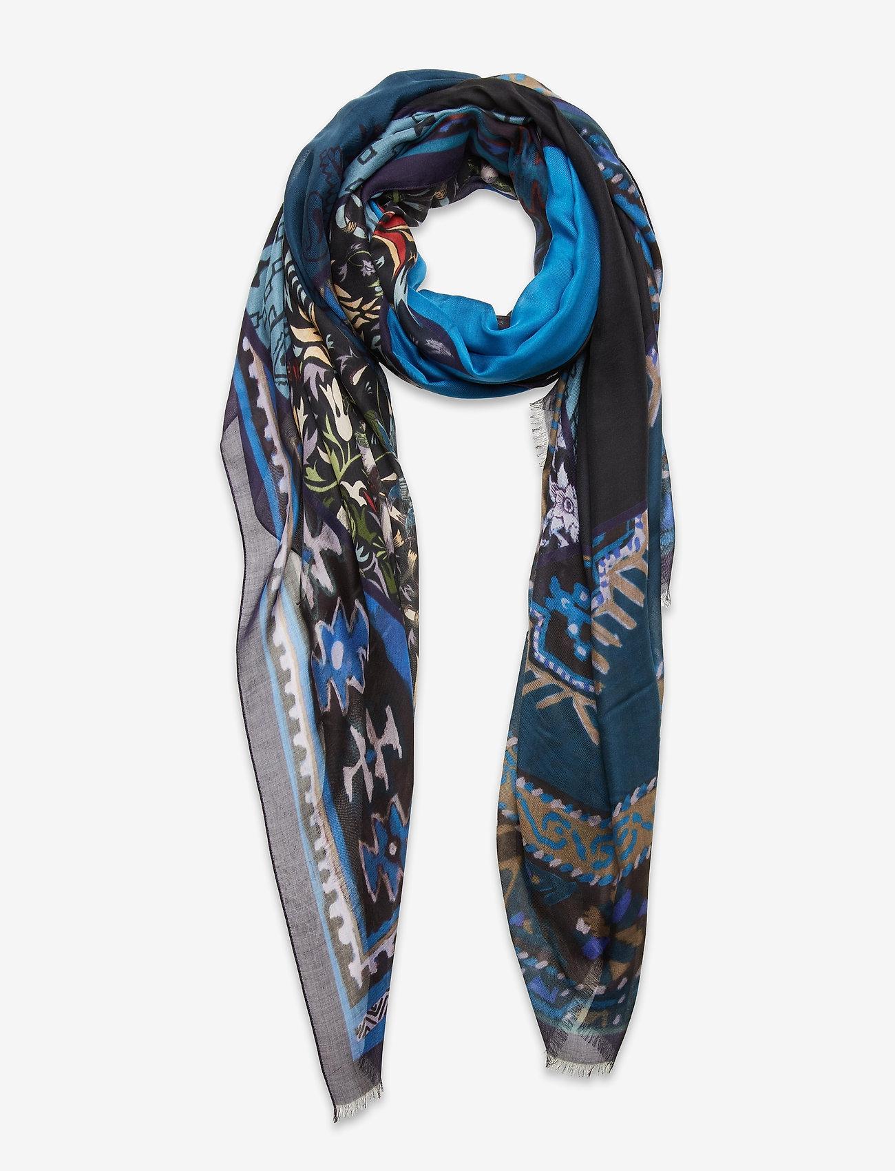 Zadig & Voltaire - MAXY PATCHWORK - accessories - azure - 0