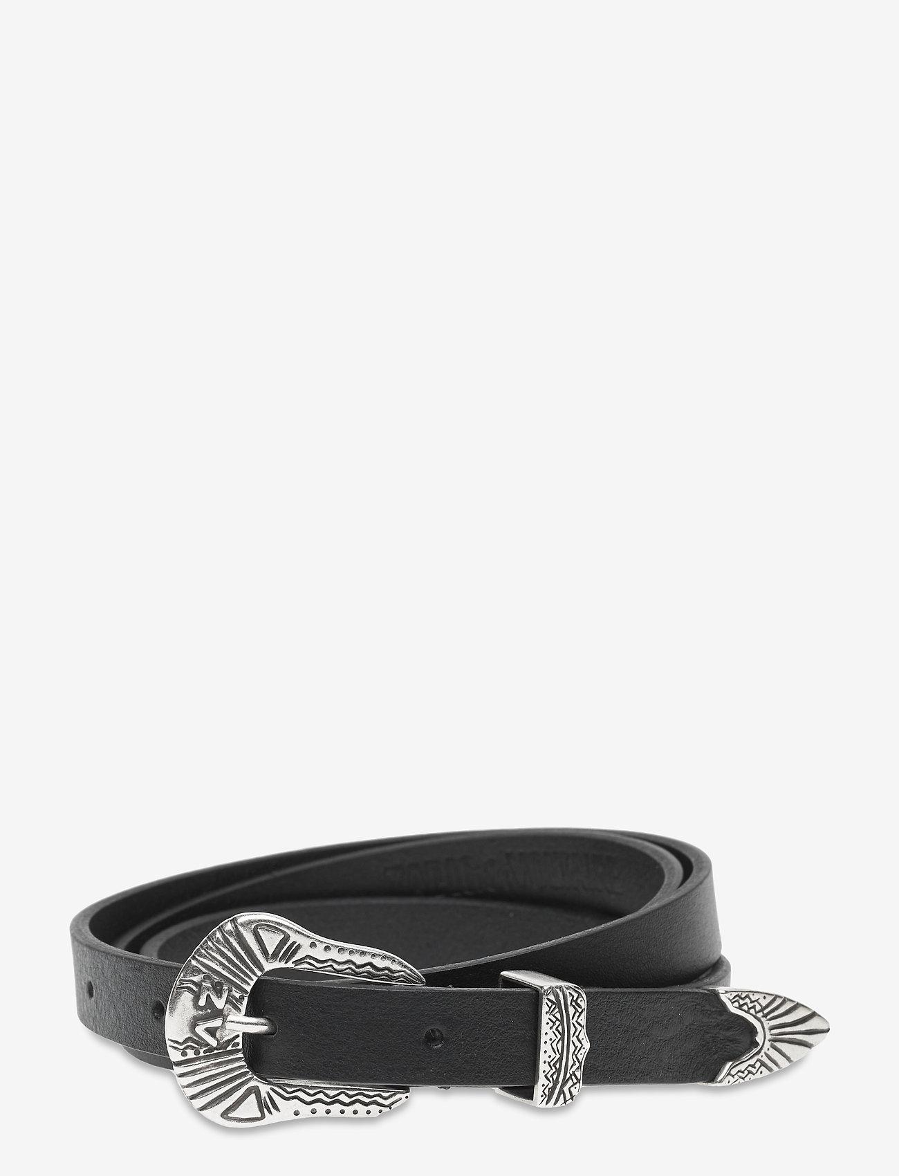 Zadig & Voltaire - ALTA SMOOTH LEATHER - accessories - black - 0