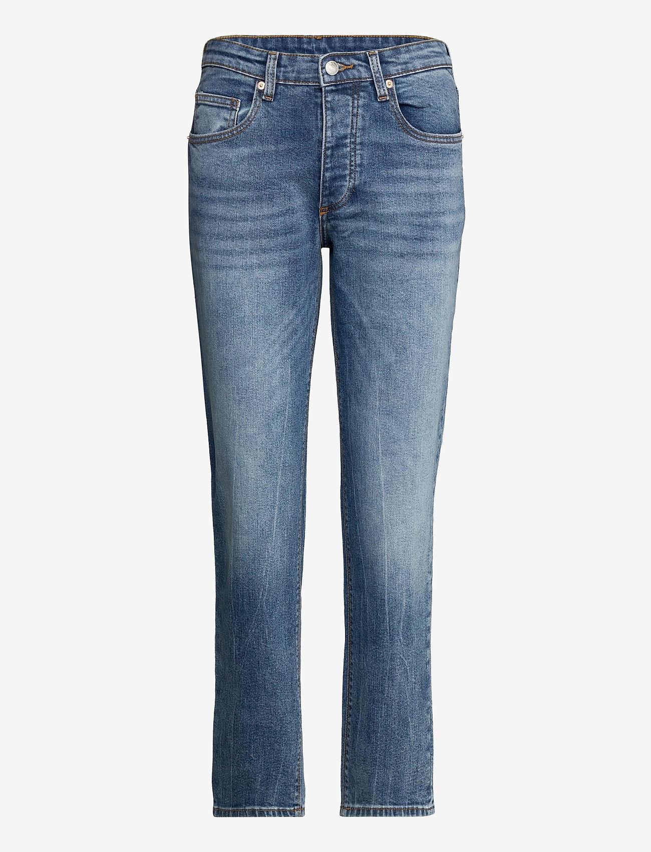 Zadig & Voltaire - MAMMA DENIM ECO LIGHT DENIM - straight jeans - light blue - 1