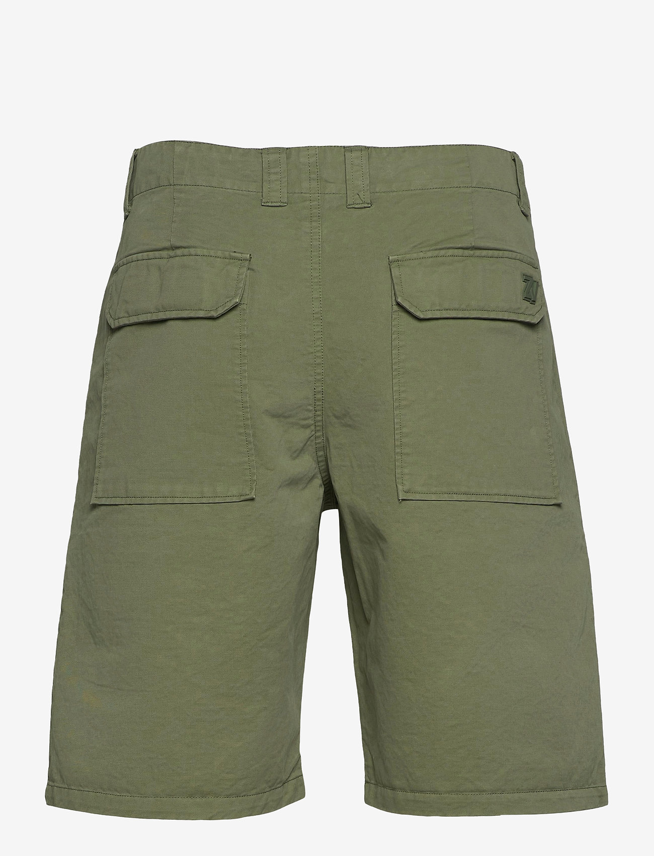 Zadig & Voltaire - PIERS MILI DYE SHORTS - cargo shorts - thym - 1