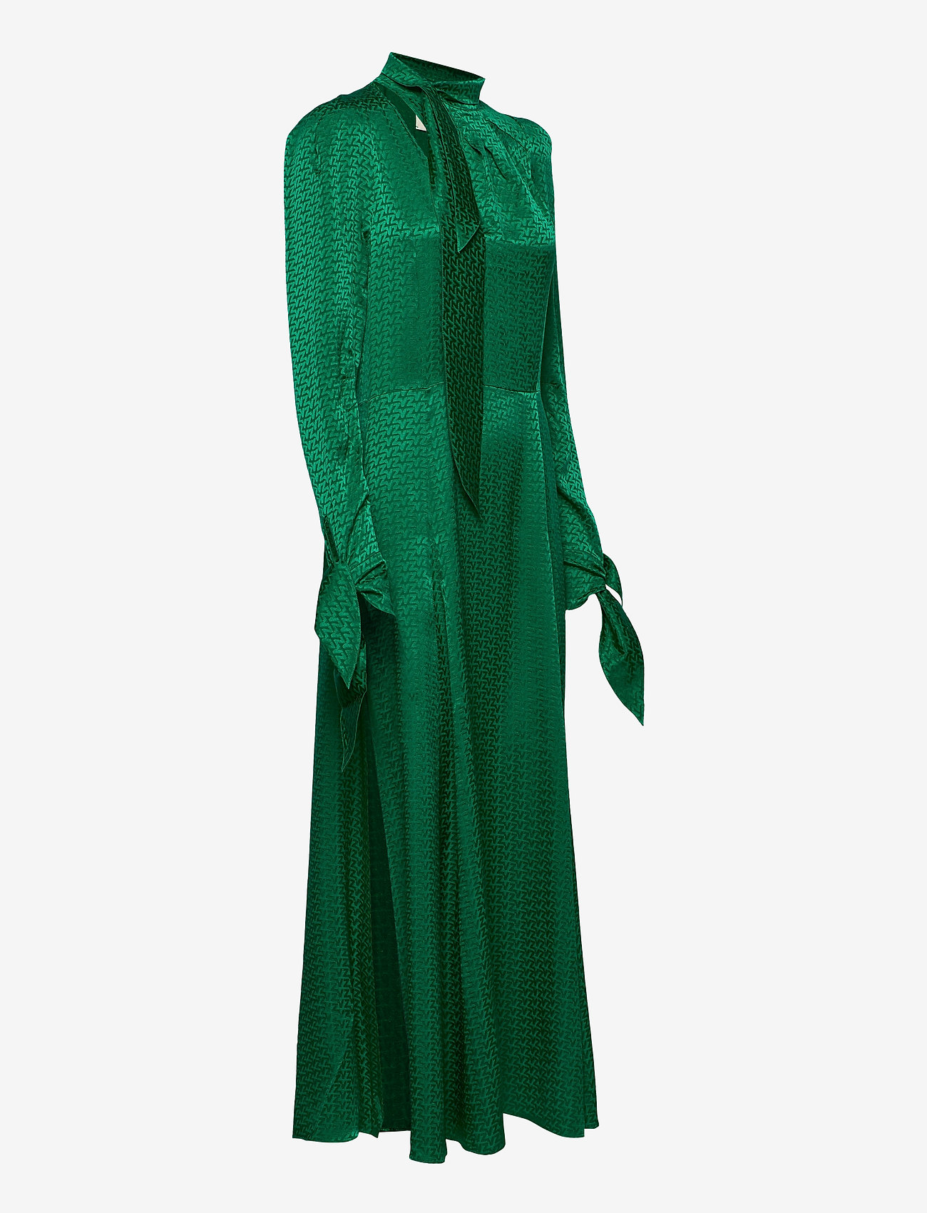 Zadig & Voltaire - BOW JAC ZV DRESS - aftenkjoler - emerald - 3