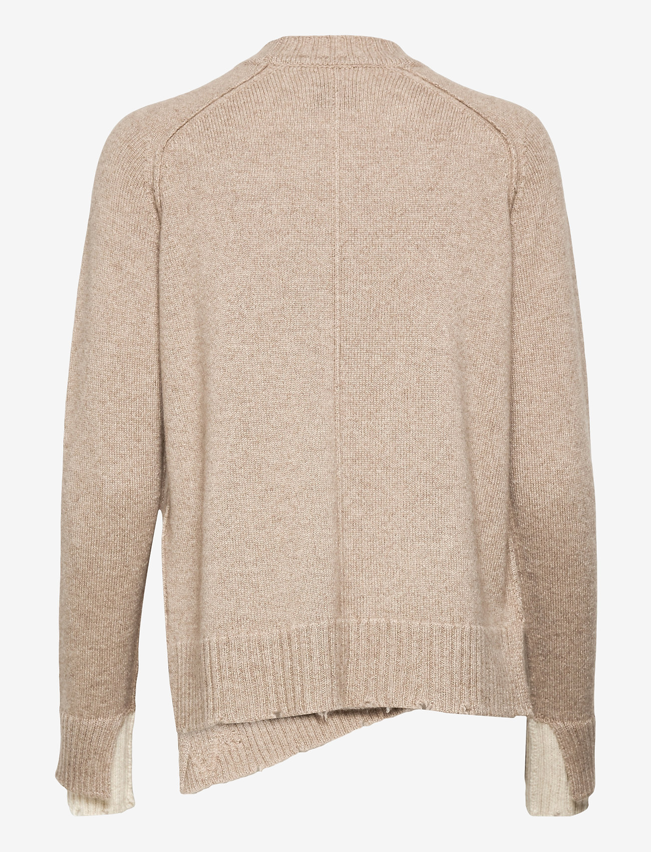 Zadig & Voltaire - KEITH WS UNDYED PULL - trøjer - oat - 2