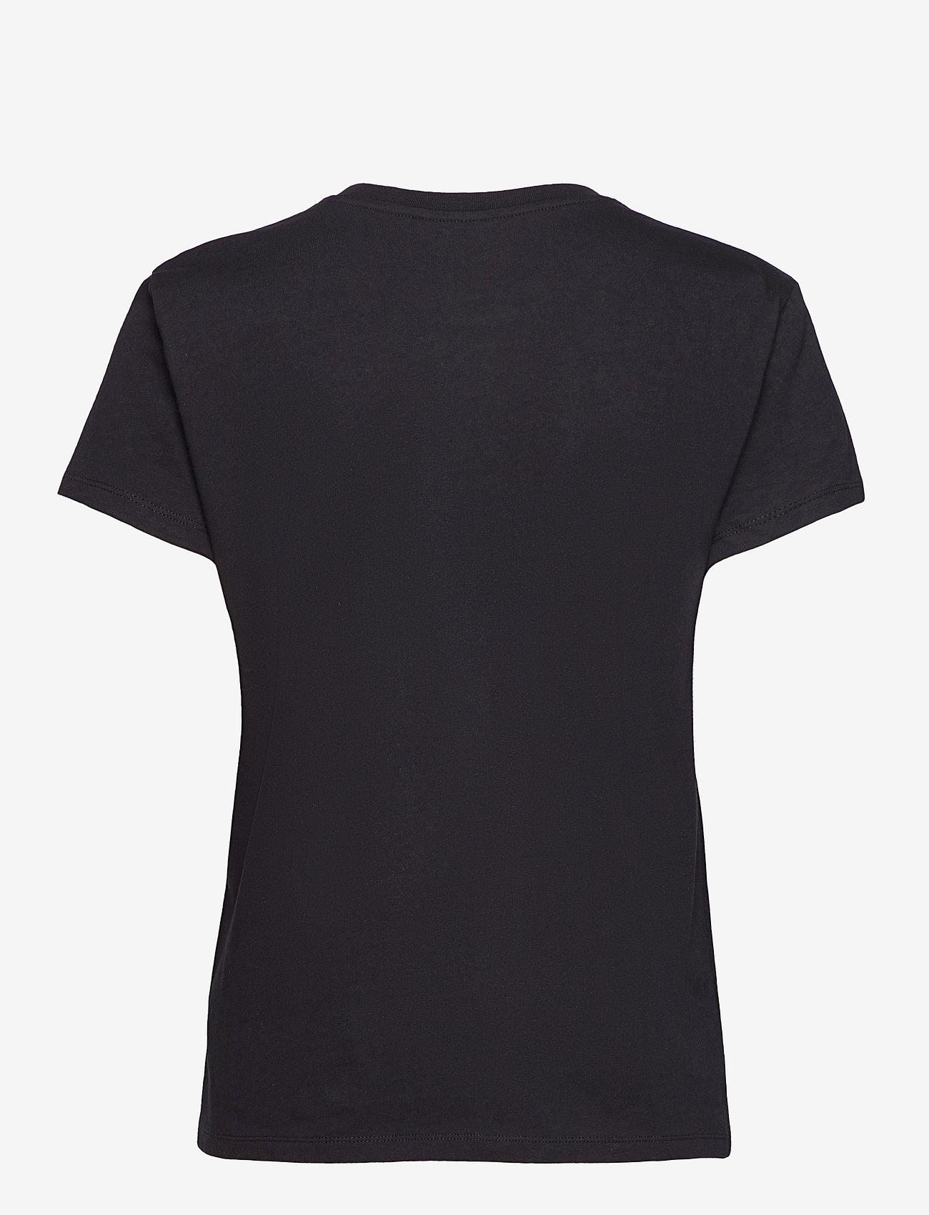 Zadig & Voltaire - ZOE PHOTOPRINT PRINTED T-SHIRT - t-shirts - black - 2