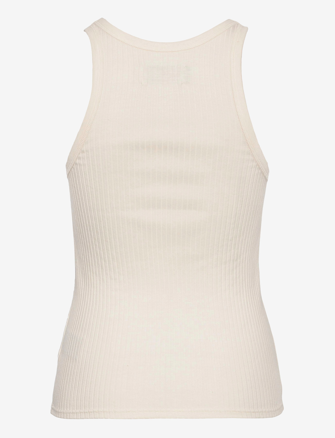 Zadig & Voltaire - STACY ECO CAPSULE TANK TOP - Ærmeløse toppe - chalk - 1