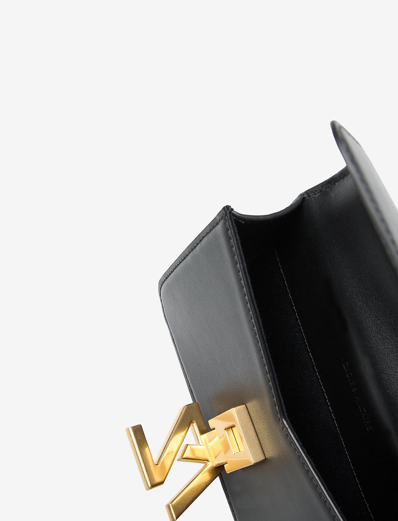 Zadig & Voltaire - ZV INITIALE BELT BAG CALFSKIN - skuldertasker - black - 3