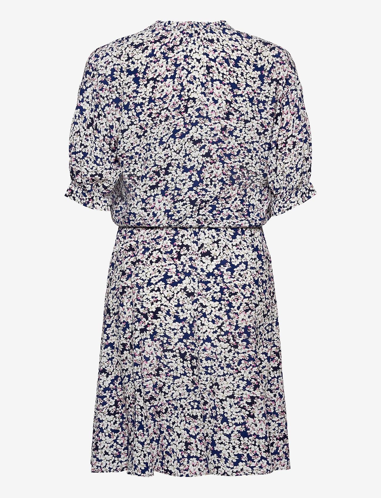 Zadig & Voltaire - REMOVE CDC PRINT BEGONIA DRESS - sommerkjoler - bleu de chine - 2