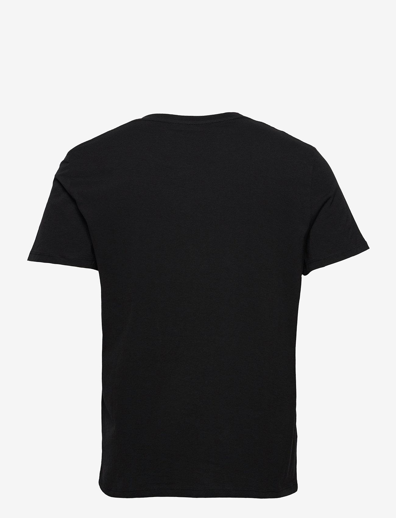 Ted Hc Blason Tshirt Mc Print Devant (Black) (85 €) - Zadig & Voltaire PXm9N