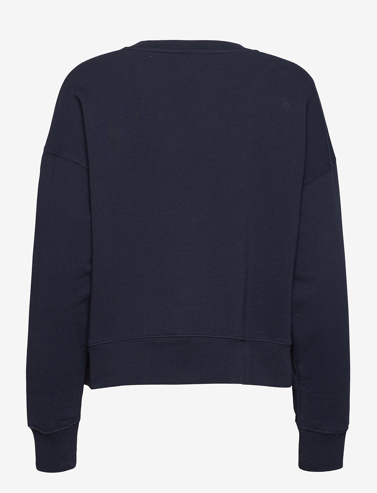 Zadig & Voltaire - CHAMP BLASON PRINTED CO/ MODAL SWEATSHIRT - sweatshirts & hættetrøjer - encre - 2