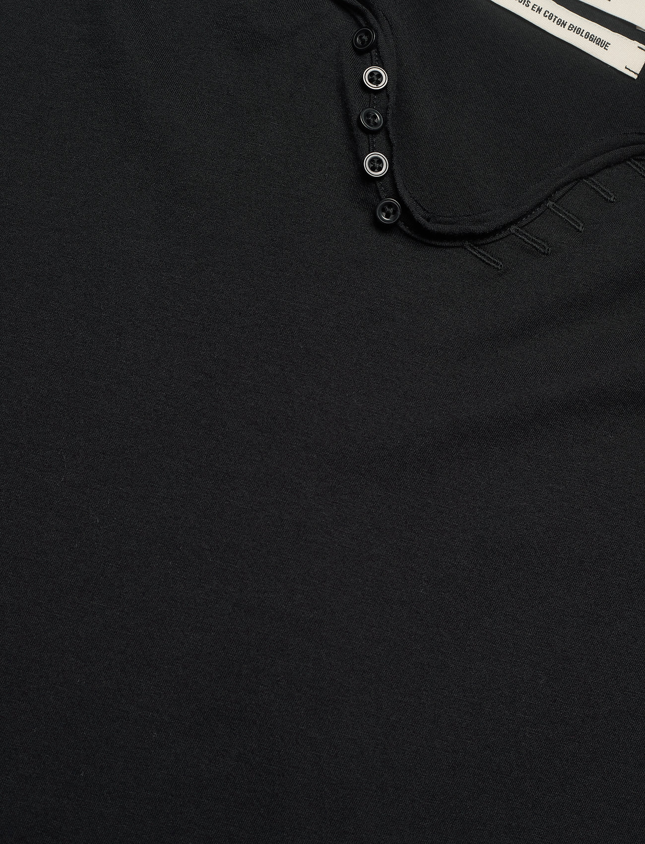 Zadig & Voltaire - MONASTIR MC ECO TUNISIEN MC ECOFRIENDLY - basic t-shirts - black - 2