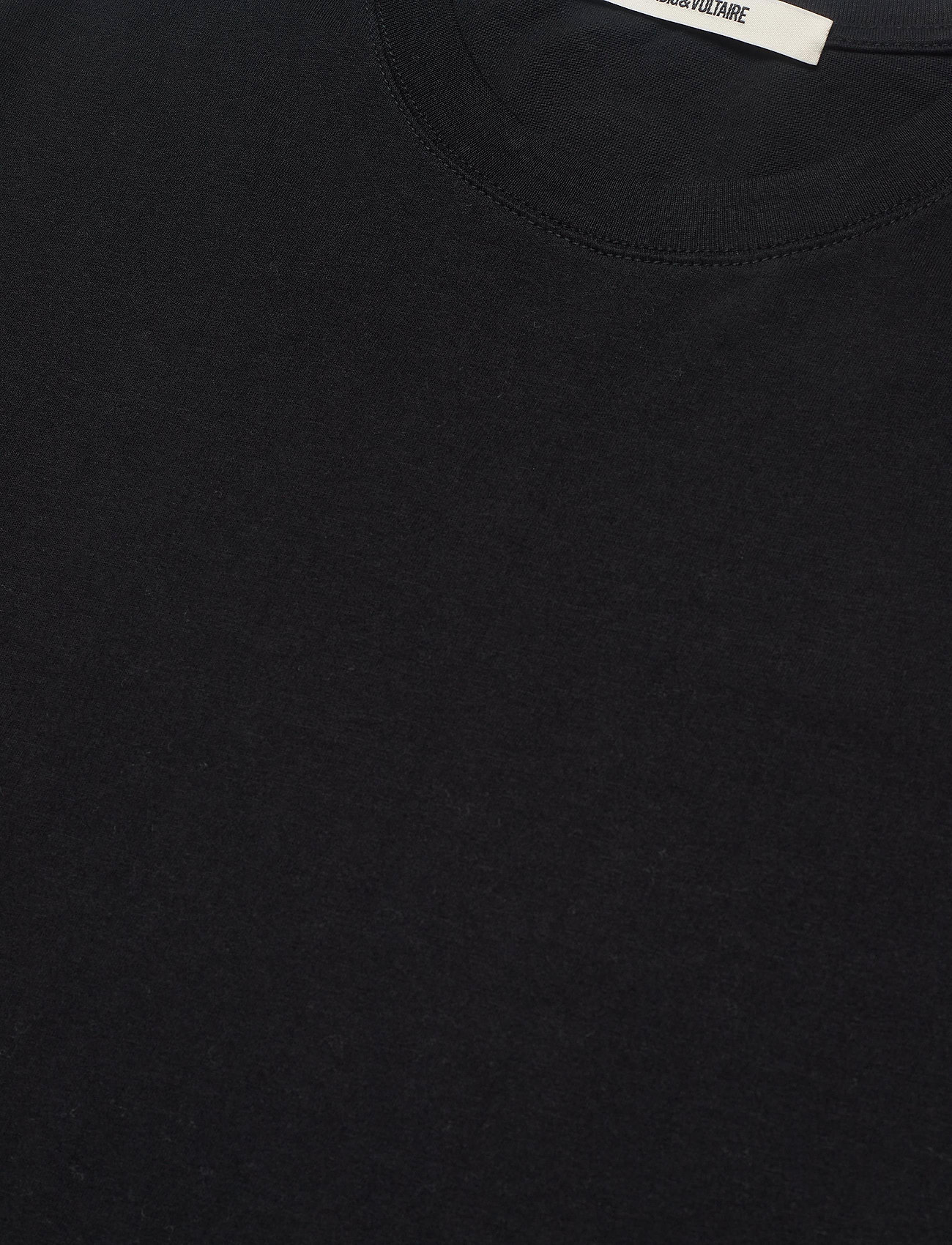 Zadig & Voltaire - TOMMY HC ARROW TEE-SHIRT PRINT ARROW SLEEVE - basic t-shirts - black - 3