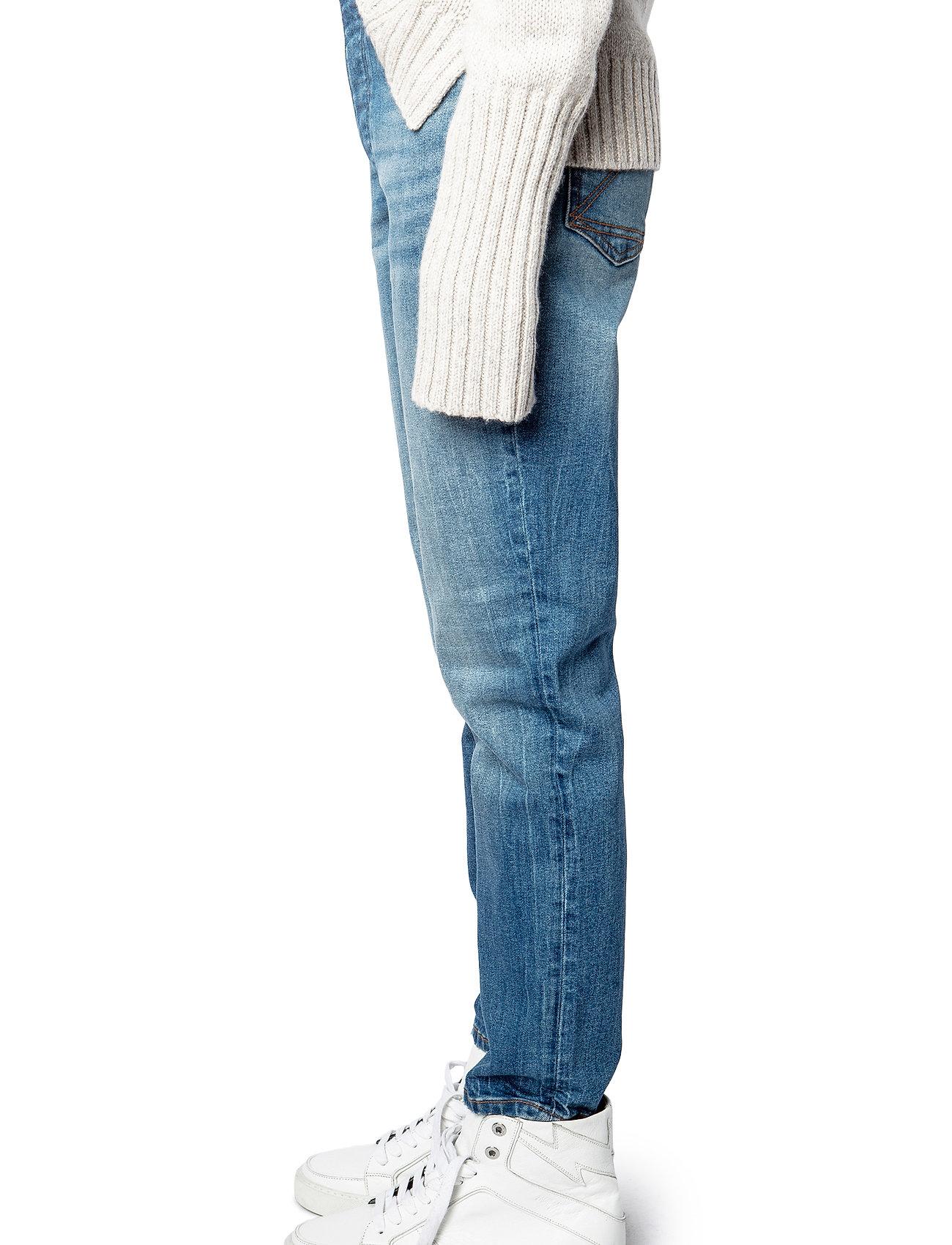 Zadig & Voltaire - MAMMA DENIM ECO LIGHT DENIM - straight jeans - light blue - 7