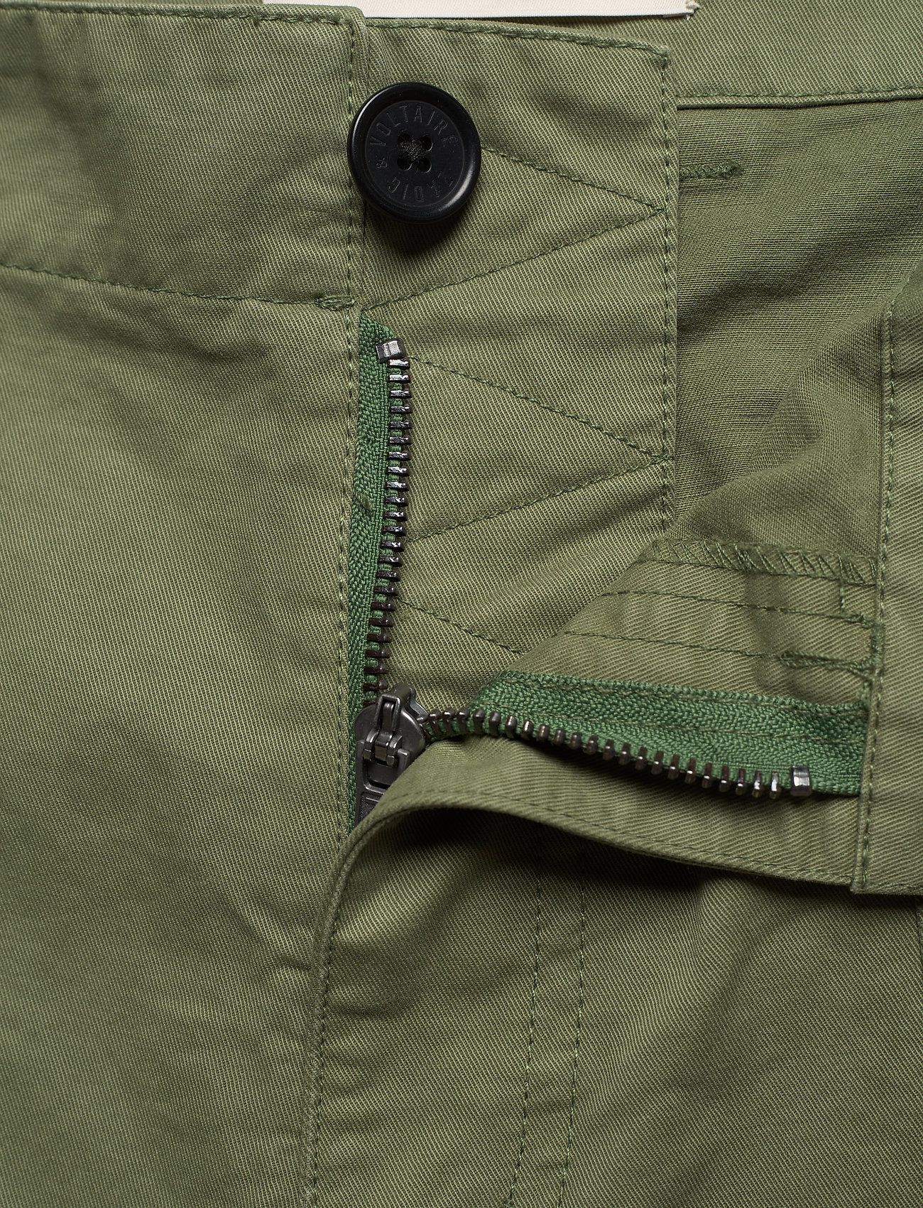 Zadig & Voltaire - PIERS MILI DYE SHORTS - cargo shorts - thym - 3