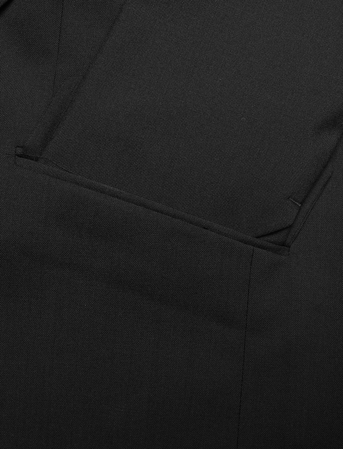 Zadig & Voltaire - DATE WOOL ECO JACKET - oversized blazere - black - 3