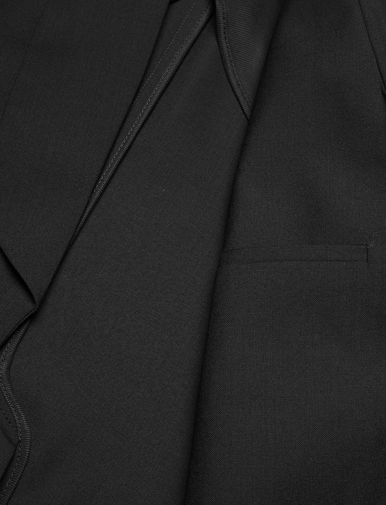 Zadig & Voltaire - DATE WOOL ECO JACKET - oversized blazere - black - 4