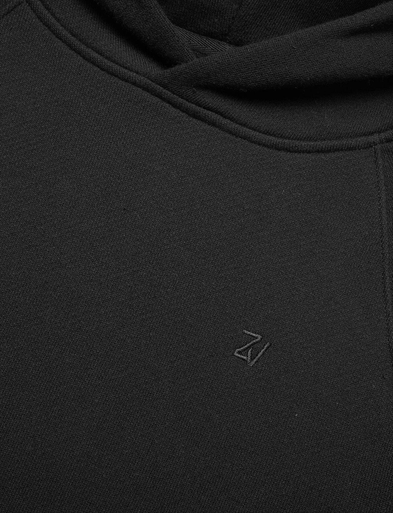 Zadig & Voltaire - EMY HOODIE CAPSULE - sweatshirts & hættetrøjer - black - 3