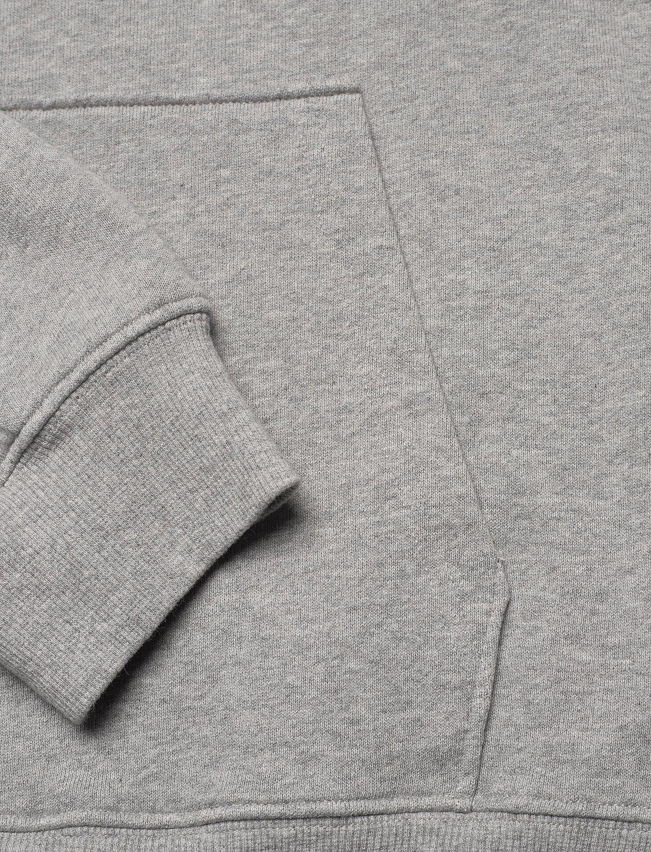 Zadig & Voltaire - STORM MO PHOTOPRINT ZV FACTORY SWEATSHIRT CAPSULE - basic sweatshirts - gris chine clair - 3