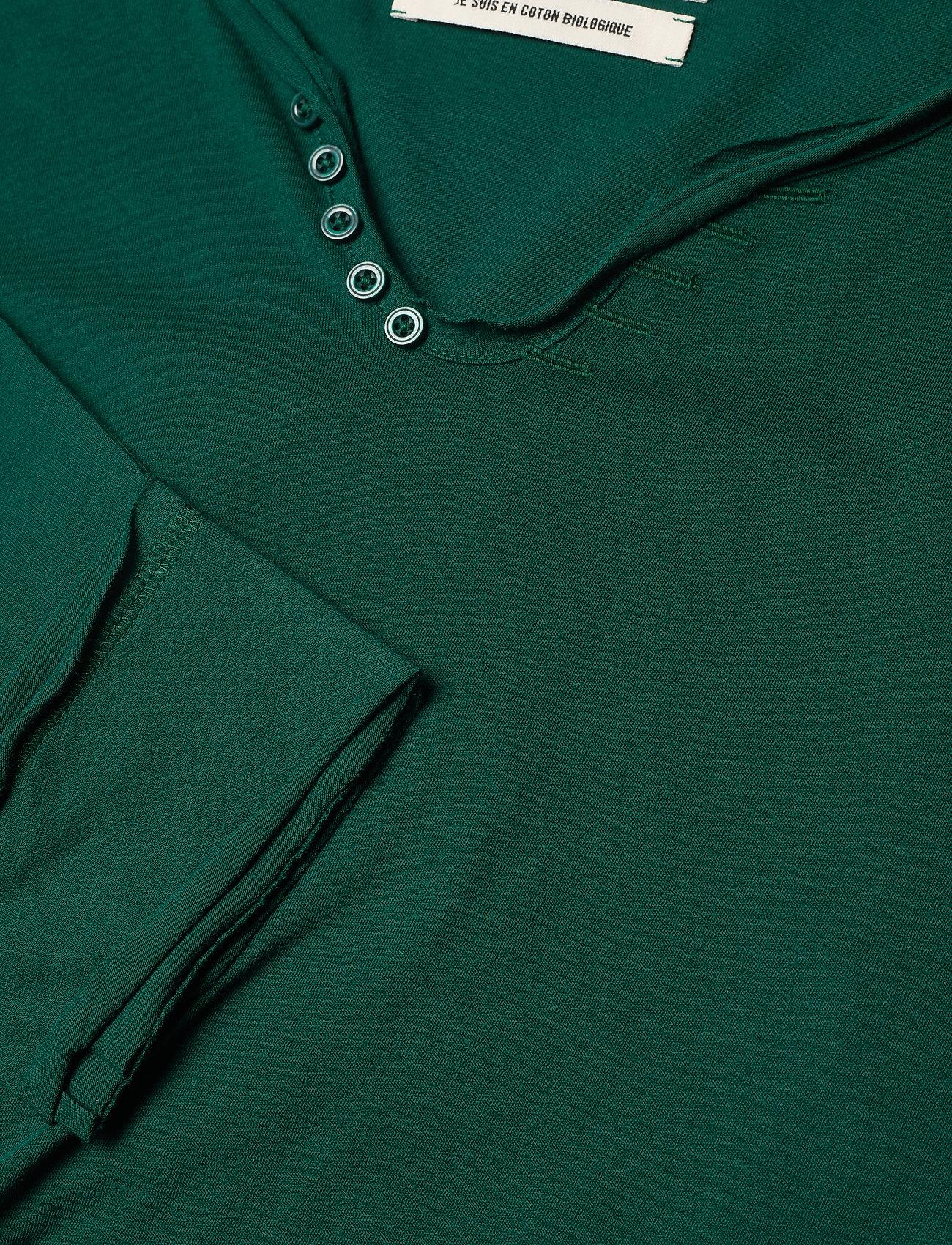 Zadig & Voltaire - MONASTIR ML TUNISIEN ICONIC ZV - basic t-shirts - rain forest - 2