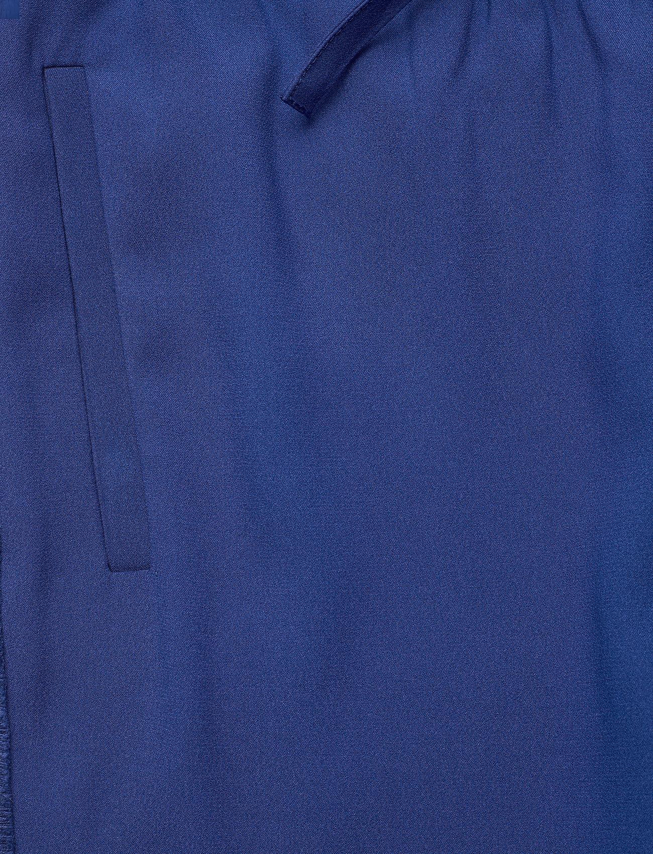 Zadig & Voltaire - PARONO CREPE PANTALON - slim fit bukser - blue - 4