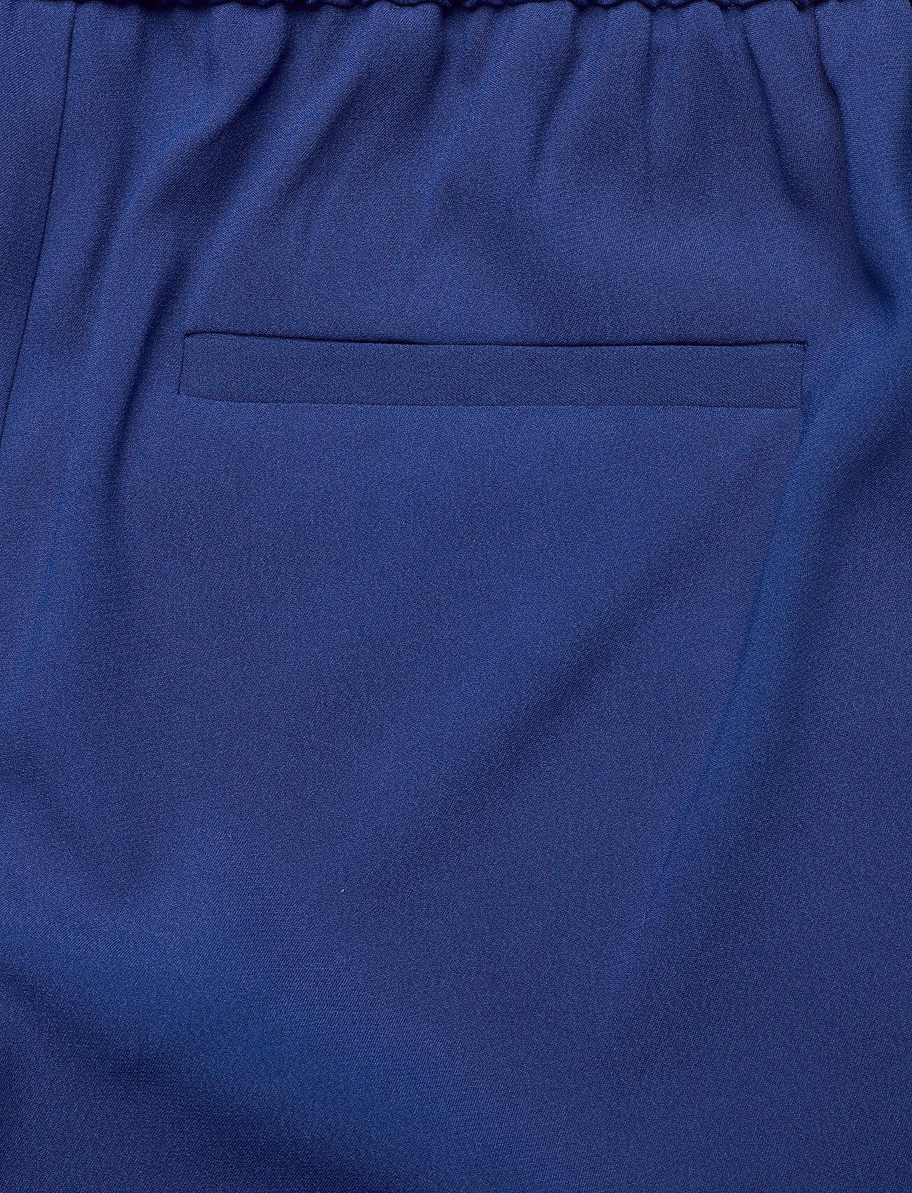 Zadig & Voltaire - PARONO CREPE PANTALON - slim fit bukser - blue - 6