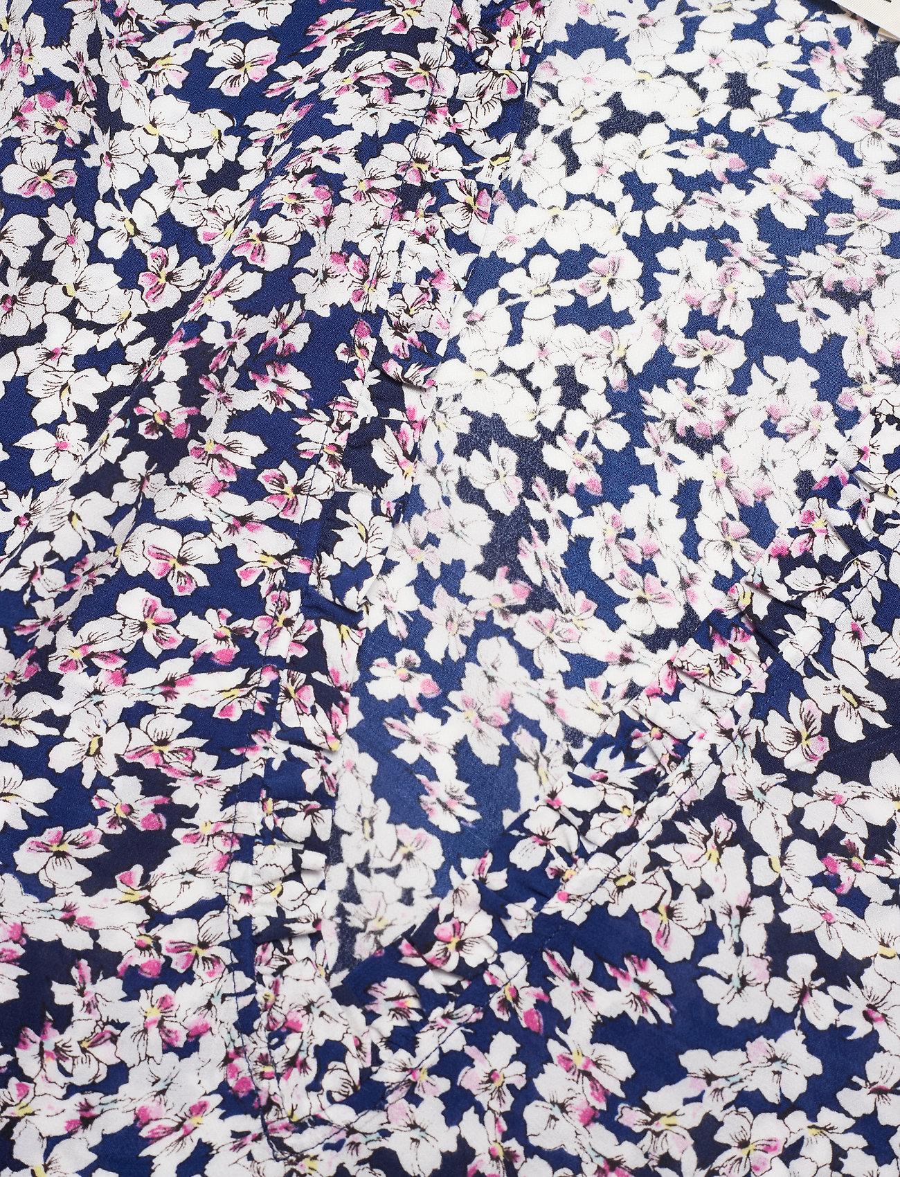 Zadig & Voltaire - REMOVE CDC PRINT BEGONIA DRESS - sommerkjoler - bleu de chine - 3