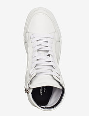 Zadig & Voltaire - ZV1747 HIGH FLASH SHOES - høje sneakers - white - 3