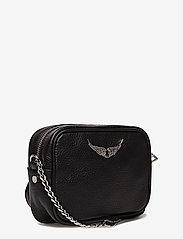 Zadig & Voltaire - XS BOXY BAG - crossbody bags - black - 2
