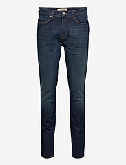 Zadig & Voltaire - DAVID ECO OLD BRUT - slim jeans - blue - 1
